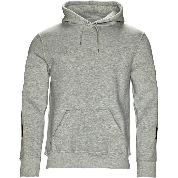 United - Sweatshirts - Regular - Grå